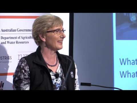 GrowAg 2016: Dr Katherine Evans 'Providing solutions people want'