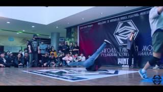 burii vs happy w2m dance festival 2017 winter breaking top 16