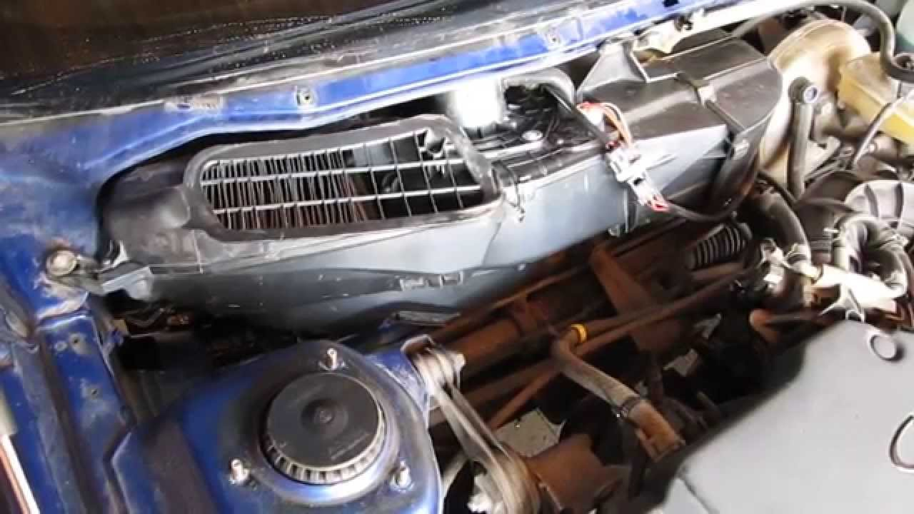 Фото №13 - замена радиатора печки на ВАЗ 2110