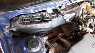 Замена вентилятора отопителя ВАЗ 2110(, 2014-05-15T22:31:53.000Z)