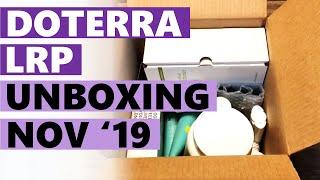 doTERRA LRP: Fabulous Unboxing For November 2019