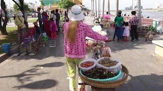 Phượt campuchia | cuộc sống mưu sinh ở campuchia | đi để trở về | Cambodia | P7