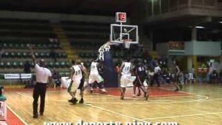 Las mejores jugadas del torneo nacional de Baloncesto de la Republica Dominicana LIDOBA