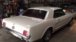 1966 K Code mustang for sale