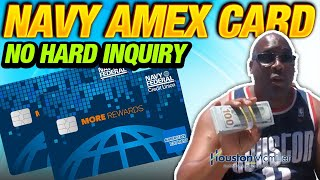 How To Get $25k Navy Federal Amex Card with Bad credit And No Credit Check 2021?  Must Watch!