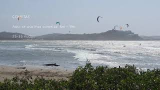 Salinas del Rey kitespot - Santa Veronica - Kitesurf Colomiba