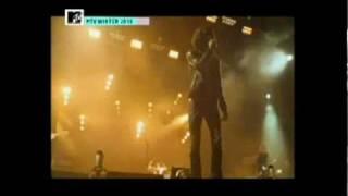 Arctic Monkeys live MTV Winter - Pretty Visitors