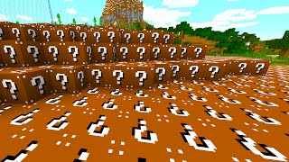 Minecraft POOP LUCKY BLOCK BATTLE ARENA! with The Pack! (Minecraft Mods)