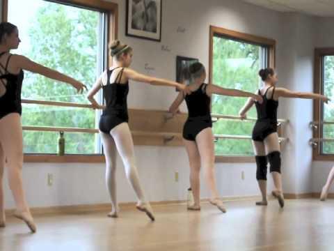 Prairie School of Dance Promotional Video