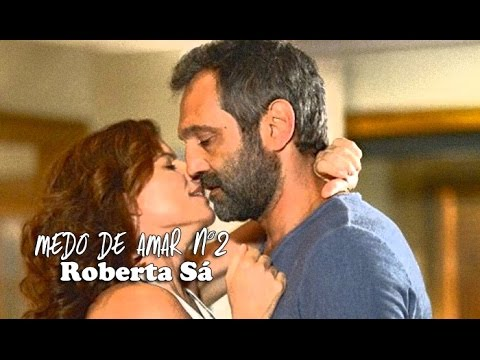 Medo De Amar Nº2 Roberta Sá Trilha Sonora de Sete Vidas Tema Lígia e Miguel (Lyrics Video)HD