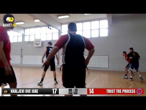 BasketLiga 2018 / IV kolo / Kraljevi ove igre - Trust the process