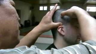 Baji Quan Post Training Massage (part 1)