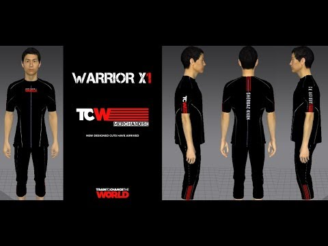 The WARRIOR X1 is also shipping now