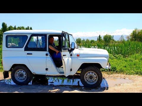 Our Russian Car : UAZ Hunter (Ep77 GrizzlyNbear Overland)