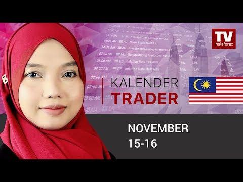 Kalender Trader November 15 - 17: USD bersedia menutup minggu dagangan pada tahap tertinggi 16 bulan