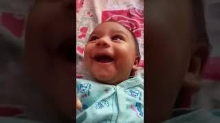 Little child smile
