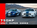 750HP 2017 Super Snake Mustang 50th Anniversary