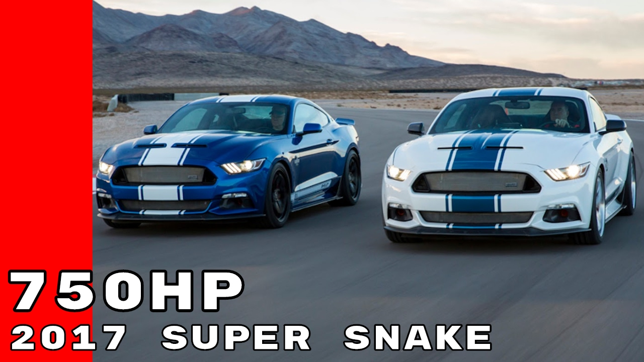 750hp 2017 super snake mustang 50th anniversary youtube. Black Bedroom Furniture Sets. Home Design Ideas
