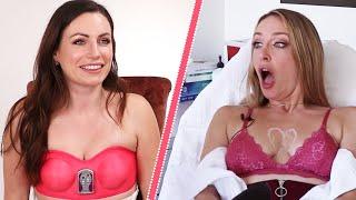 Vampire Boob Job Vs. Breast Massager
