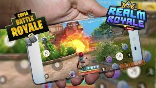 BOMB 💥 CAME OUT NEW BETA FORTNITE/REALM ROYALE BEST COPY OF NETEASE LAUNCHED NOW!