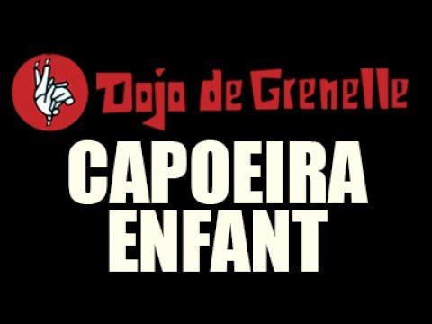 Cours Capoeira ENFANTS Dojo de Grenelle Paris 15e