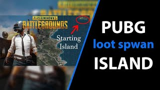 THERE'S AMAZING LOOT THERE?!?! - Secret of Erangel SPAWN ISLAND Revealed | PUBG Mobile