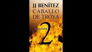 CABALLO DE TROYA VOL 2  POR JJ BENITEZ AUDIOLIBRO VOZ HUMANA