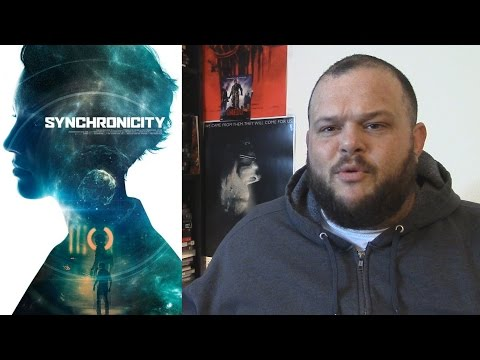 Synchronicity (2015) movie review Sci-Fi thriller mystery