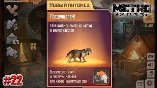Метро 2033 Вконтакте КАК КУПИТЬ ВОЛЧОНКА? (200 ПОДАРКОВ) (22 серия)
