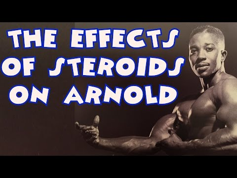 The Effects of Steroids on Arnold - Leroy Colbert\'s Perspective