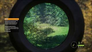Охота на лисицу | theHunter: Call of the Wild 02