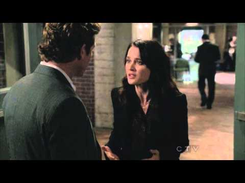 "Jane, Lisbon 5x01 scene - ""I'm not your girlfriend, I'm an officer of the law."""