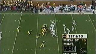 1996: Michigan 45 MSU 29