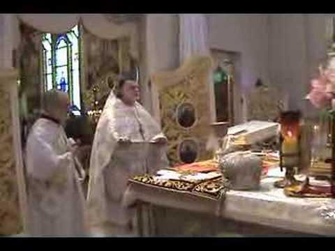Russian Orthodox Pascha Divine Liturgy