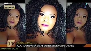 """Jojo Todynho conta como conheceu o namorado: """"Pediu para tirar uma foto"""""""