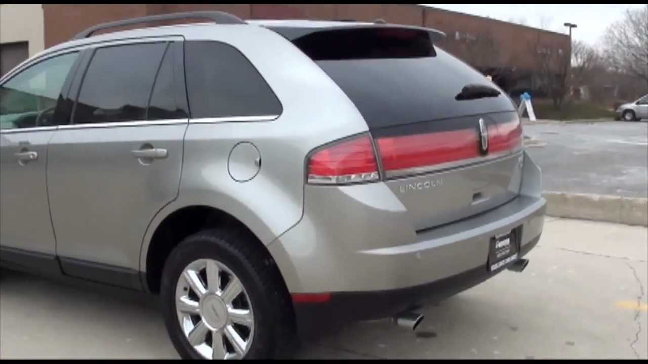 2008 Lincoln MKX AWD Ultimate SUV Excellence Cars Direct Naperville ...