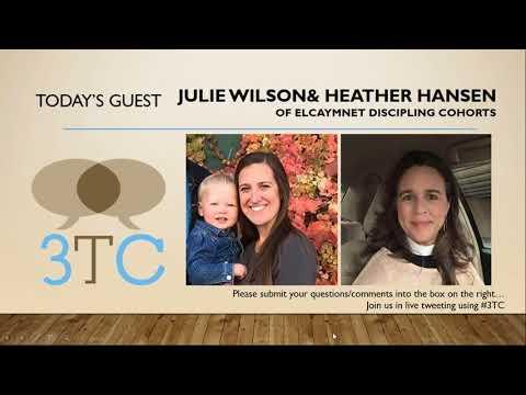 "3TC: Julie Wilson and Heather Hansen, ""The Discipling Cohorts Initiative"" November 2017"