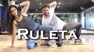 INNA - Ruleta (feat. Erik) | Dance Cover | Choreographed by Kaustubh Joshi & Team