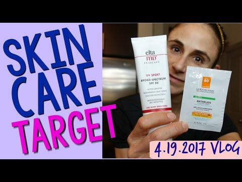 Vlog: ZOATS, clinic, TARGET LAROCHE POSAY SKIN CARE