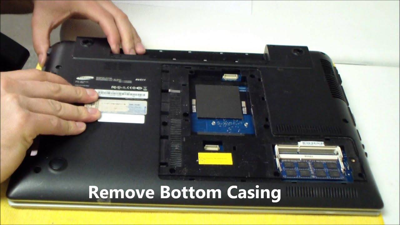 Samsung Np-rv511  Rv520 Ac Dc Power Jack Repair