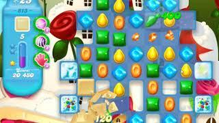 Candy Crush Soda Saga Level 813