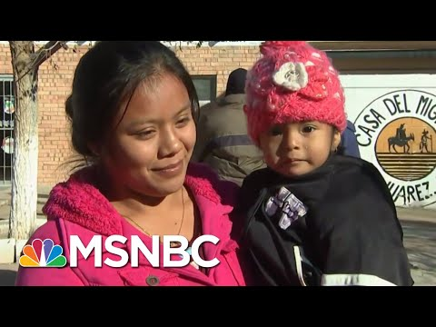 Exclusive: President Donald Trump Admin. Making Seeking Asylum Even Harder | The Last Word | MSNBC