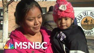 Exclusive: President Donald Trump Admin. Making Seeking Asylum Even Harder   The Last Word   MSNBC