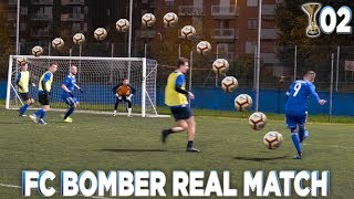 I2BOMBER IN REAL MATCH - GOLEADA alla seconda di CAMPIONATO #2