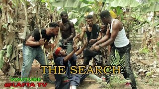 THE GREAT SEARCH | Homeoflafta Comedy