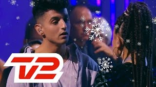 "TV2 Alletiders Juleshow 2016 | Cisilia & hasan shah ""Kold December"""