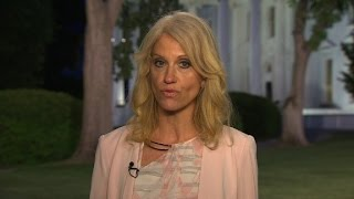 Conway reacts to Trump firing Comey (Full Interview)