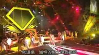 蔡依林J1演唱開場+騎士精神+海盜+看我72變