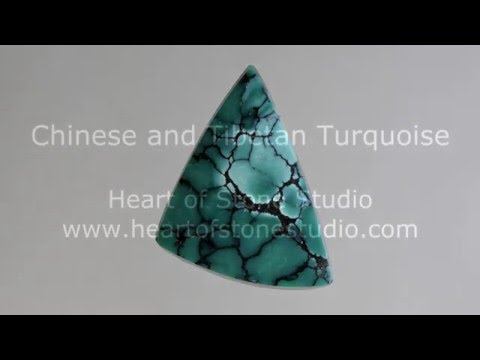 Chinese And Tibetan Turquoise