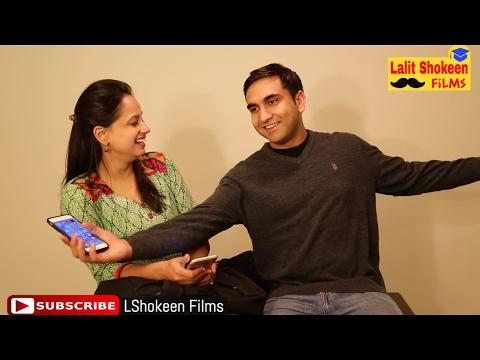 Desi Boyfriend ke Fhaidey -   Lalit Shokeen Comedy  